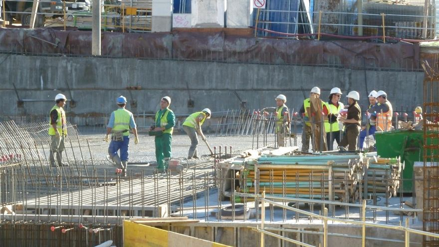 Los costes de la construcción crecen en Euskadi un 0,2% en octubre y la tasa anual se sitúa en el -0,9%