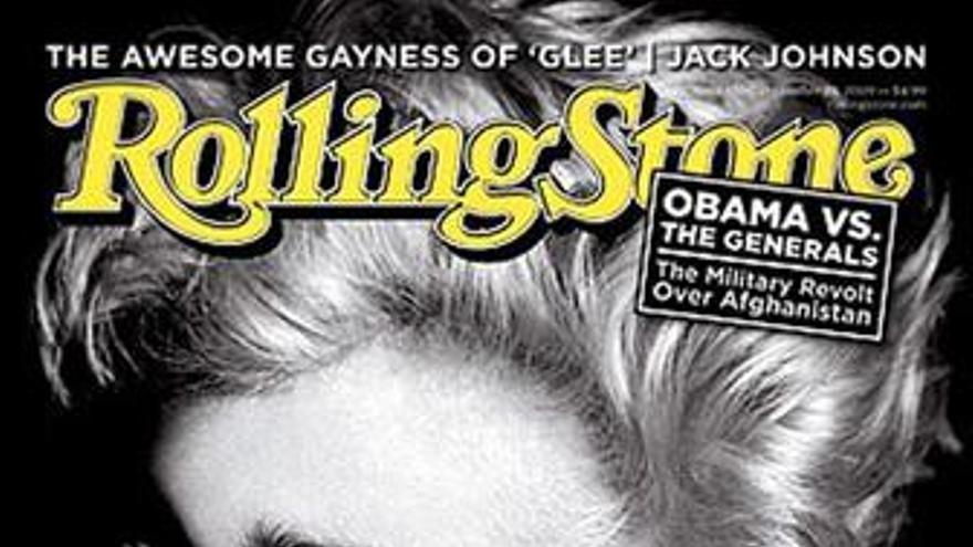 Madonna, portada de 'Rolling Stone'