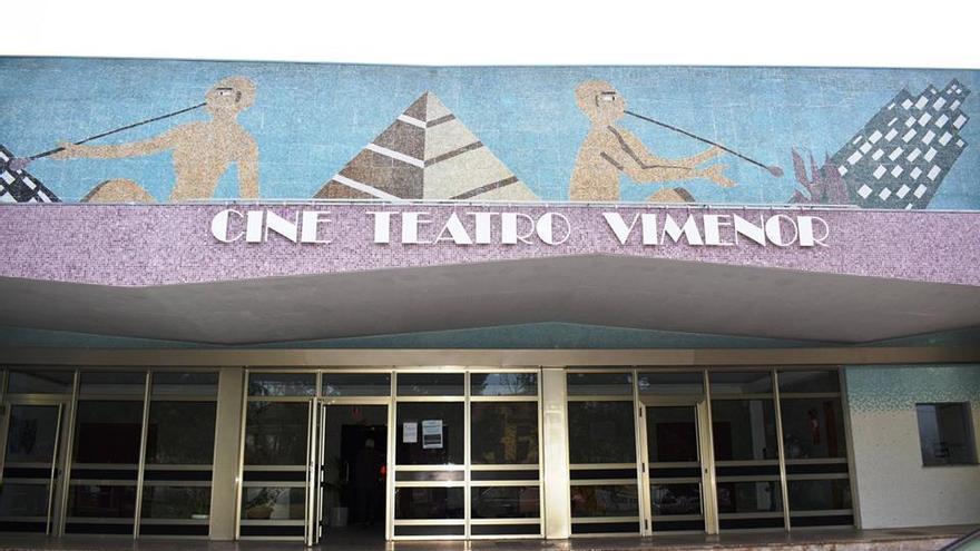 Exterior del Teatro Vimenor de Vioño de Piélagos.