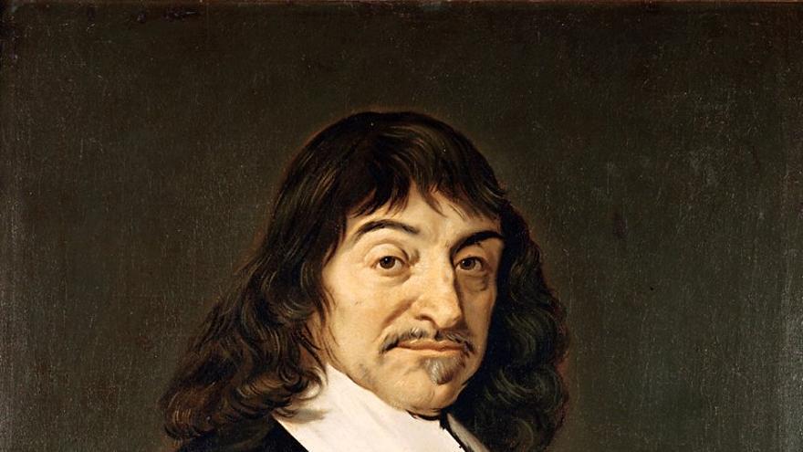 Retrato de René Descartes (1596-1450) - Frans Hals.