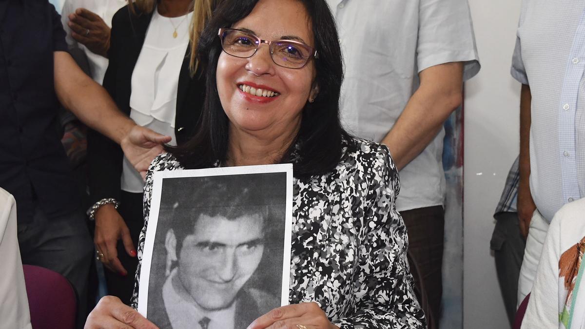 Miriam Poblete, la nieta 127 que recuperó su identidad gracias al trabajo de Abuelas de Plaza de Mayo.