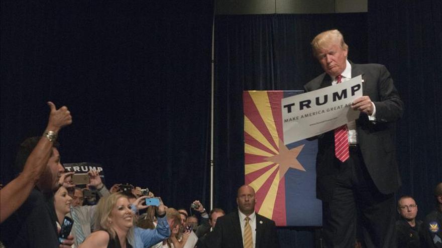 La retórica antiinmigrante de Trump infecta a los otros candidatos, dicen analistas