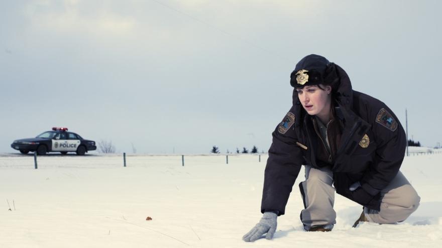 Allison Tolman en 'Fargo'