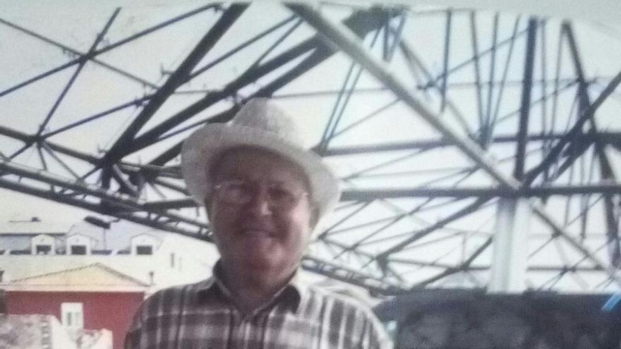 Buscan a un hombre de 84 años que desapareció anoche en Sarón