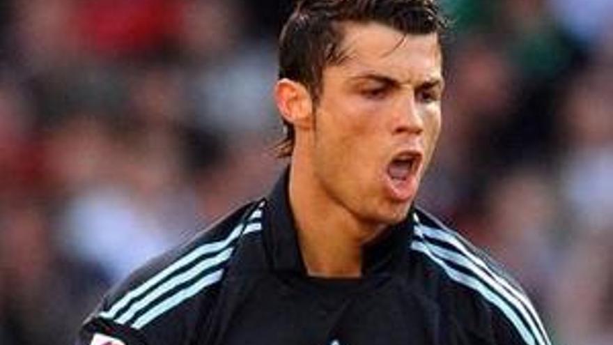 Cristiano Ronaldo. (EP)