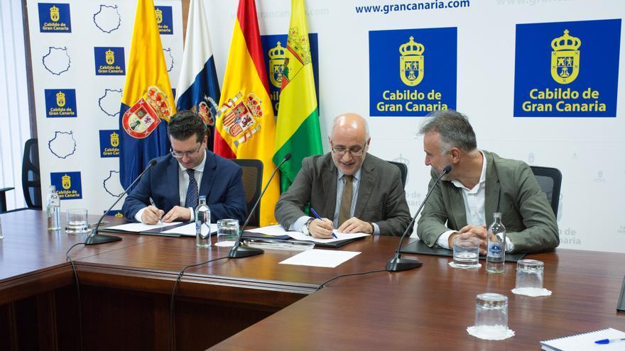 """El tráfico """"se humanizará"""" en Arucas al convertir una carretera en vía urbana"""