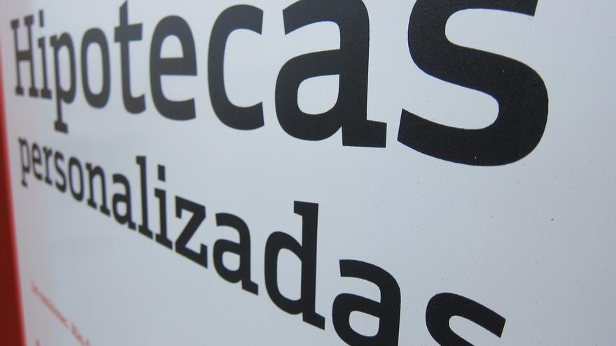 La firma de hipotecas crece un 8,3% en julio en Cantabria, menos que la media