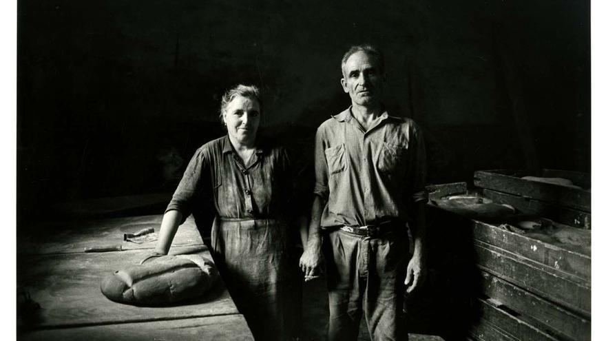 Los panaderos, Pedro Bernardo, Ávila, 1967.