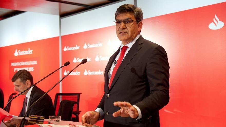 """Santander espera que la aprobación de Competencia para la fusión con Popular llegue en """"semanas"""""""