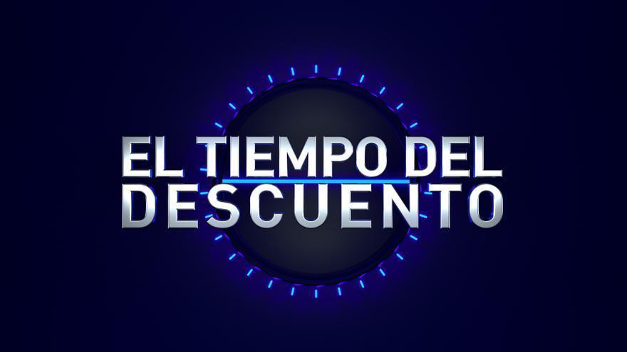 El tiempo del descuento - Logo oficial