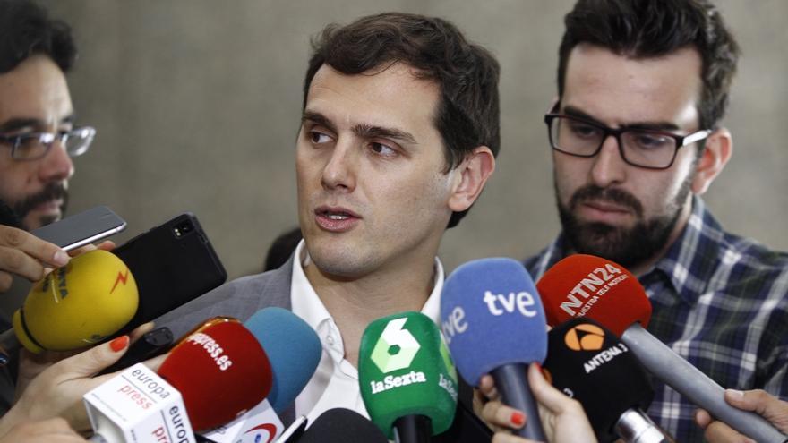 Rivera pedirá mañana en Bruselas la flexibilización del déficit, una política de asilo europea y ayuda para Venezuela