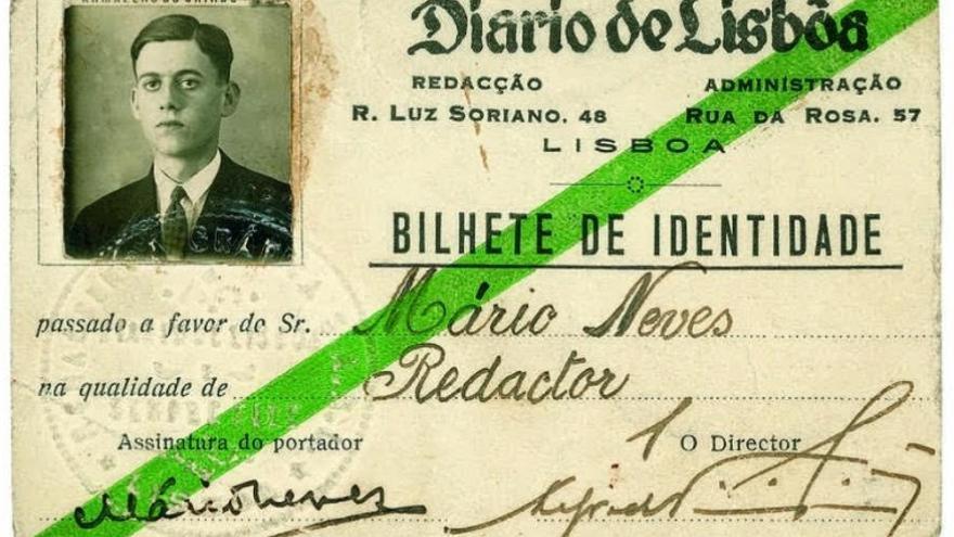 Carnet de prensa de Mario Soares / ARMHEX