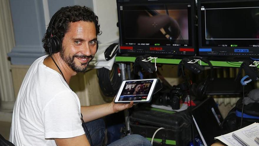 """Paco León aconseja a los cineastas en ciernes """"que nunca pierdan la pasión"""""""