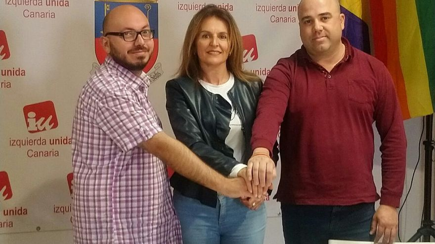Podemos Telde, IUC Telde y Equo Telde formalizan la alianza electoral