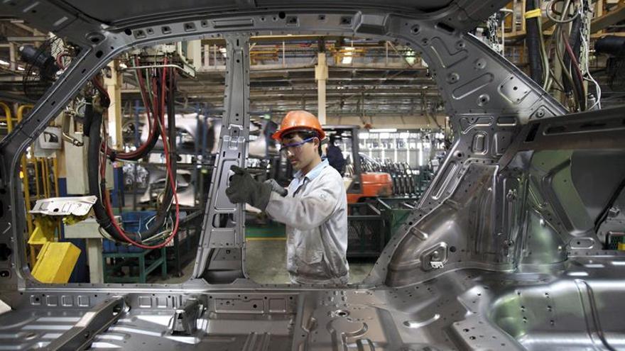 La producción industrial de EE.UU. aumenta un 0,2 por ciento en julio