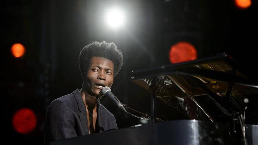 """Benjamin Clementine: """"Mi música muestra que se puede conseguir lo que sea"""""""