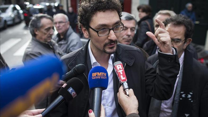 El Goncourt 2014 premia una historia de la Guerra Civil española