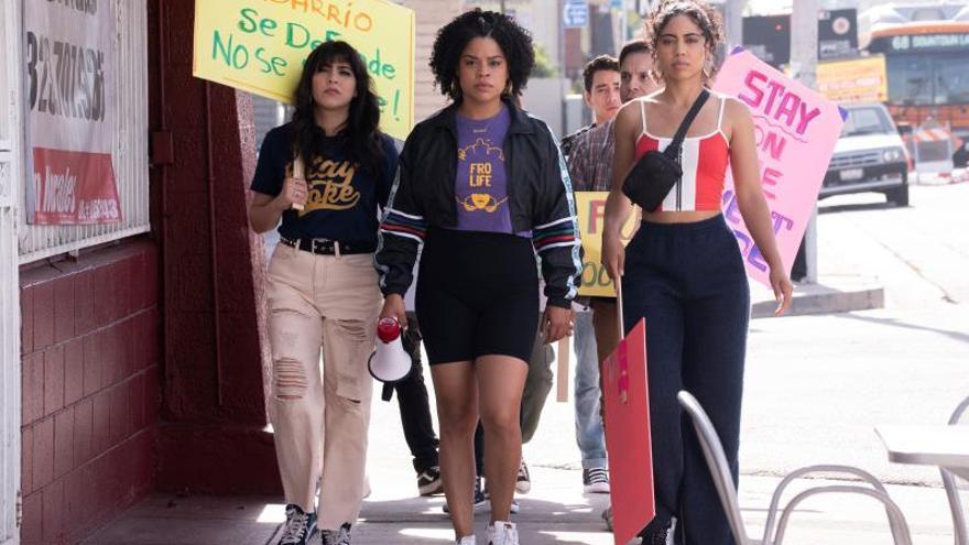 """America Ferrera debuta en Netflix en febrero con la serie latina """"Gentefied"""""""