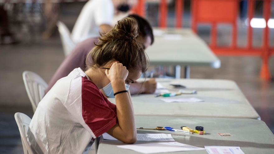 Los nervios y la falta de confianza traicionan a las chicas en las matemáticas