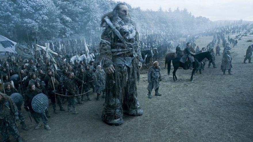La batalla de los bastardos, el último episodio de Juego de Tronos
