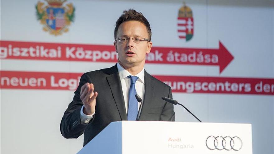 Hungría dice que coincide con Rajoy en el respeto de los derechos de los refugiados