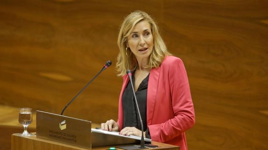 """Beltrán (PP): """"Araiz debería exigir a los encapuchados de ETA que se desenmascaren y no a la Policía Foral"""""""