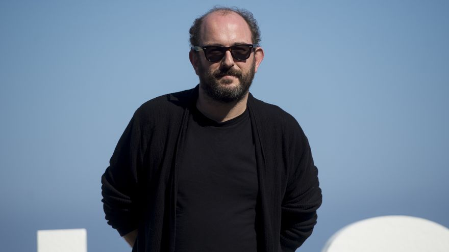 Borja Cobeaga, presidente de DAMA