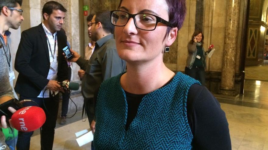 SíQueEsPot pide que la ley de renta garantizada sea la primera de la legislatura catalana