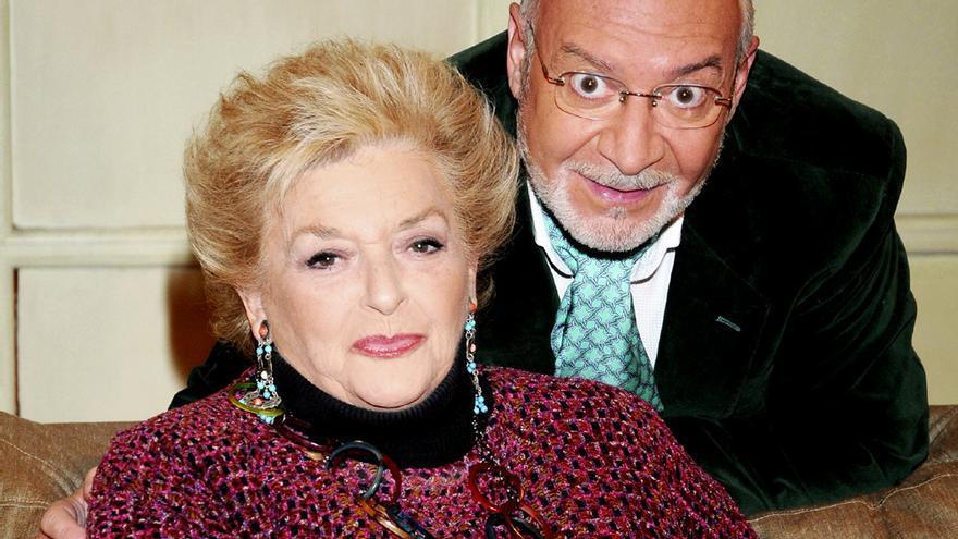 Marisa Porcel y Pepe Ruiz