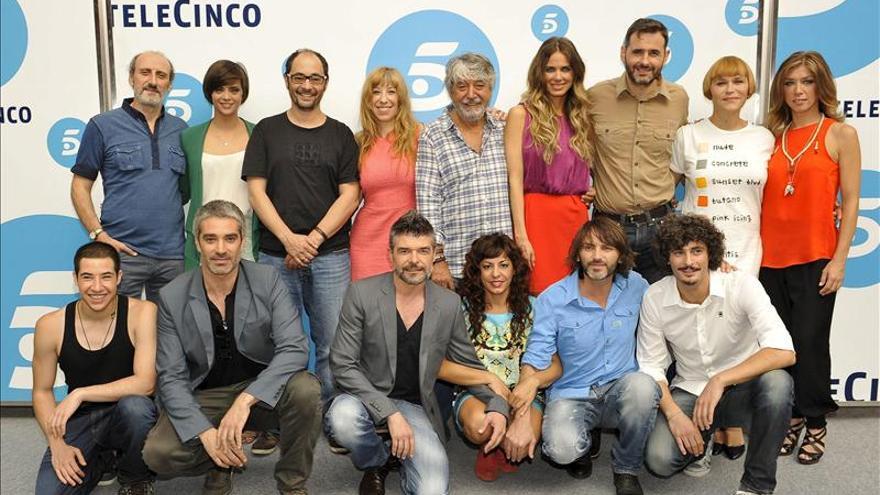 Telecinco mantiene el liderazgo, seguida de cerca por Antena 3