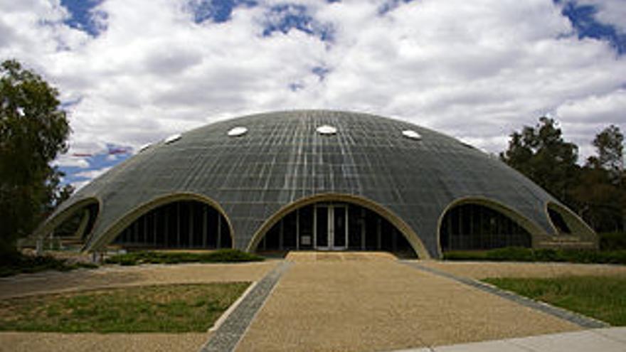The Shine Dome, sede de la Australian Academy of Science en Canberra.