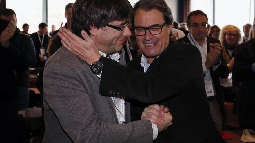 """Artur Mas impulsará un """"nuevo movimiento"""" para ensanchar el independentismo"""
