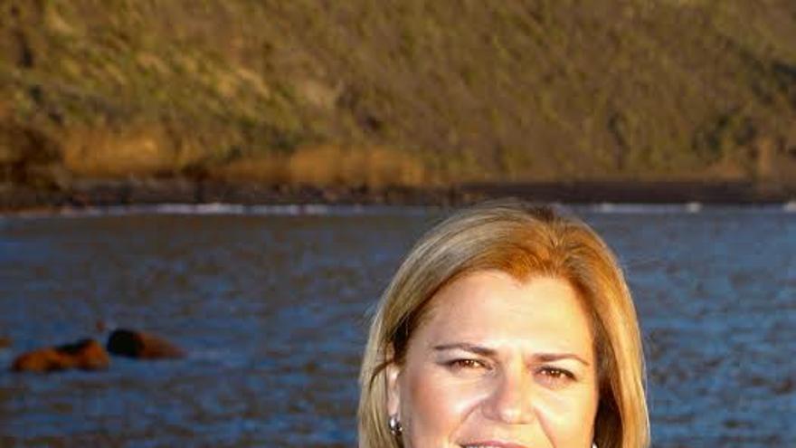 La popular Noelia García Leal rozó la mayoría absoluta este domingo.