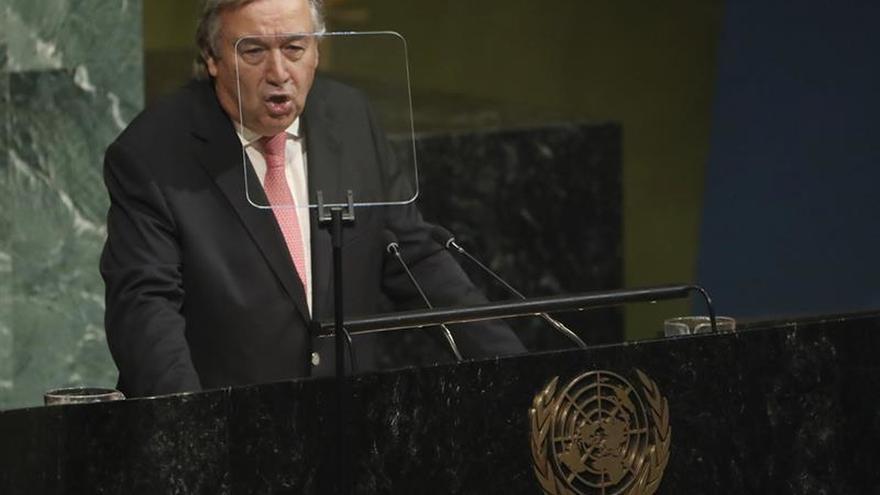 El secretario general de ONU pide a todos los gobiernos cumplir con el Acuerdo de París
