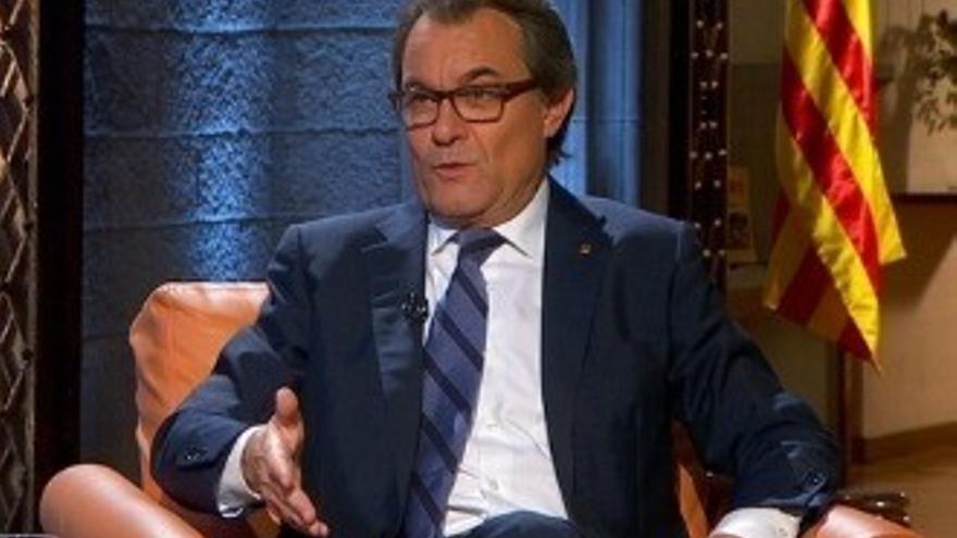 Repercusión social para la entrevista a Artur Mas en TV3