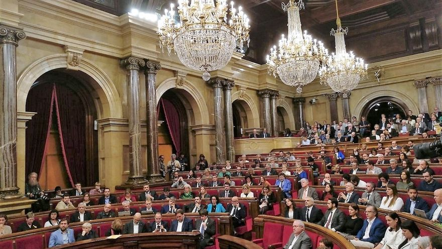 ERC pide un informe de los letrados del Parlament sobre el voto delegado