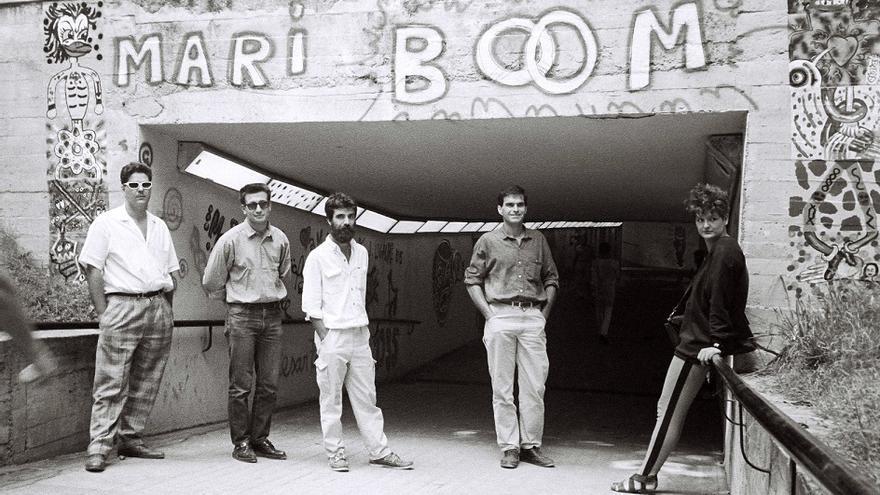 Galería Mari Boom Foto Javier Campano/VEGAP