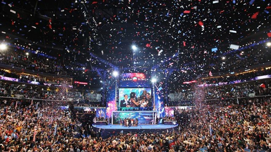 La DNC de 2012