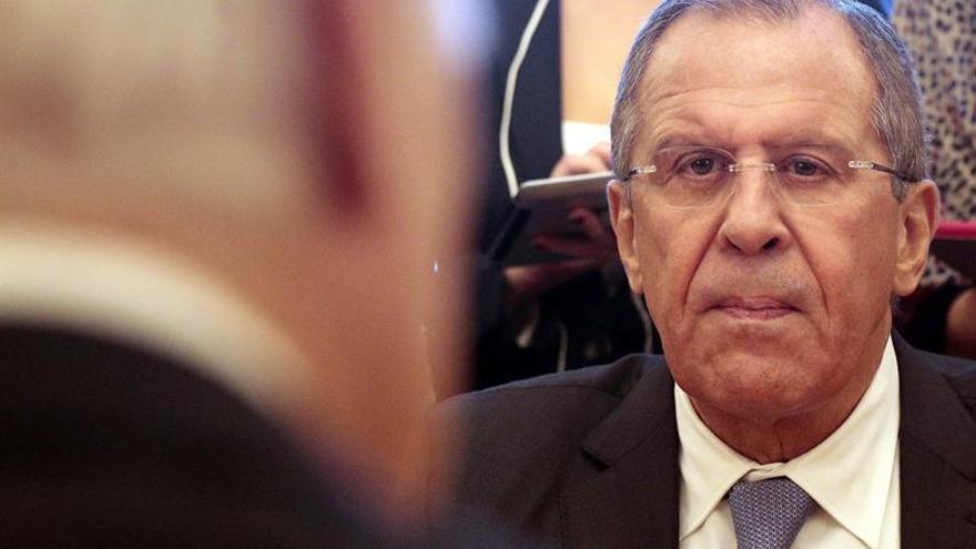 Rusia asegura haber informado a EEUU de sus ataques en Deir al Zur