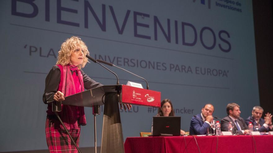 """Cantabria ve en el Plan Juncker """"una excelente oportunidad"""" para el crecimiento económico y del empleo"""