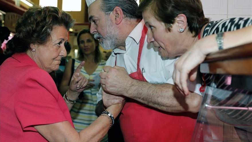La Policía Local denuncia a un hombre por amenazar e insultar a Rita Barberá