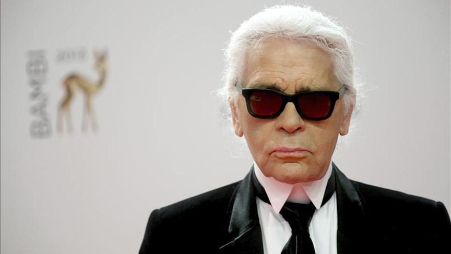 El diseñador Karl Lagerfeld abrirá su mayor tienda europea en Londres