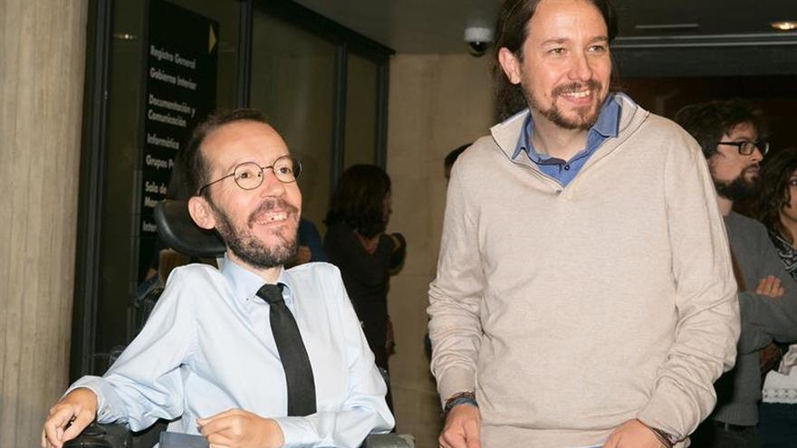 Iglesias: Lo de Barberá revela que es una imprudencia que PP siga en Gobierno