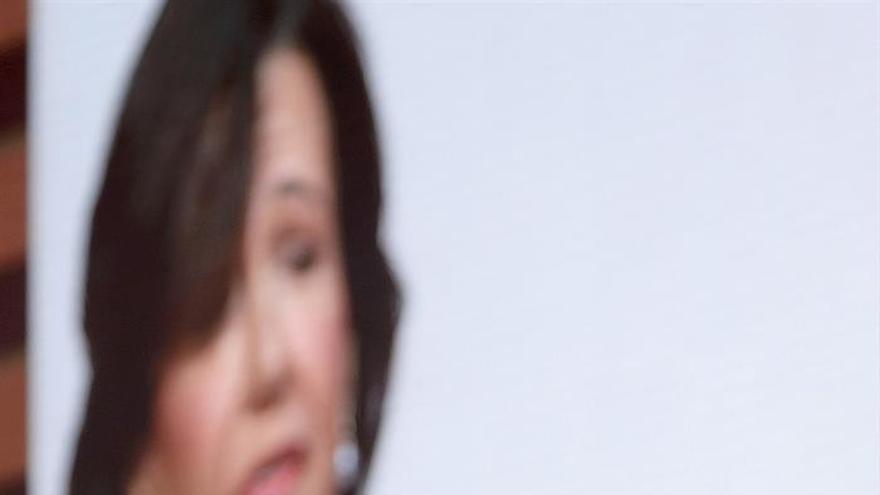 Ana Botín pide estabilidad política para seguir creciendo y creando empleo