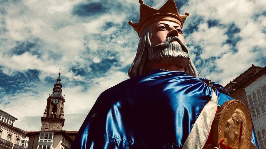Vitoria 'confina' a Celedón y se queda sin fiestas por culpa del coronavirus