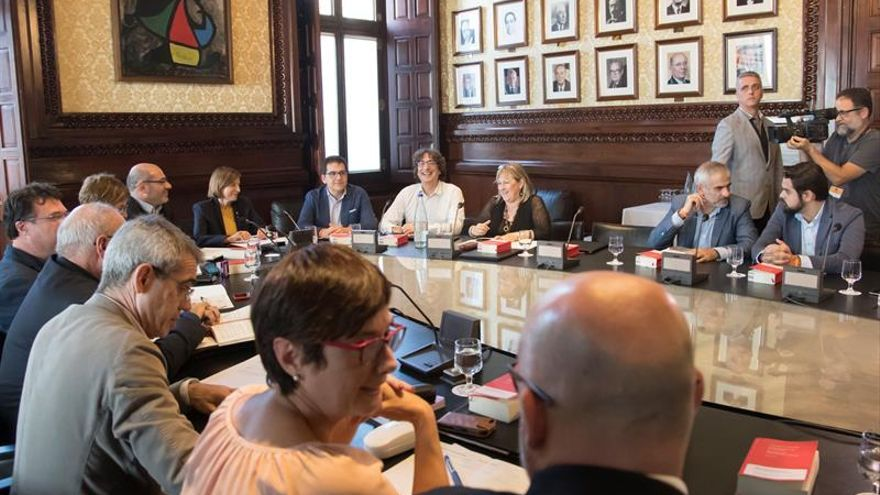 La Junta de Portavoces suspende el pleno del Parlament catalán de esta semana