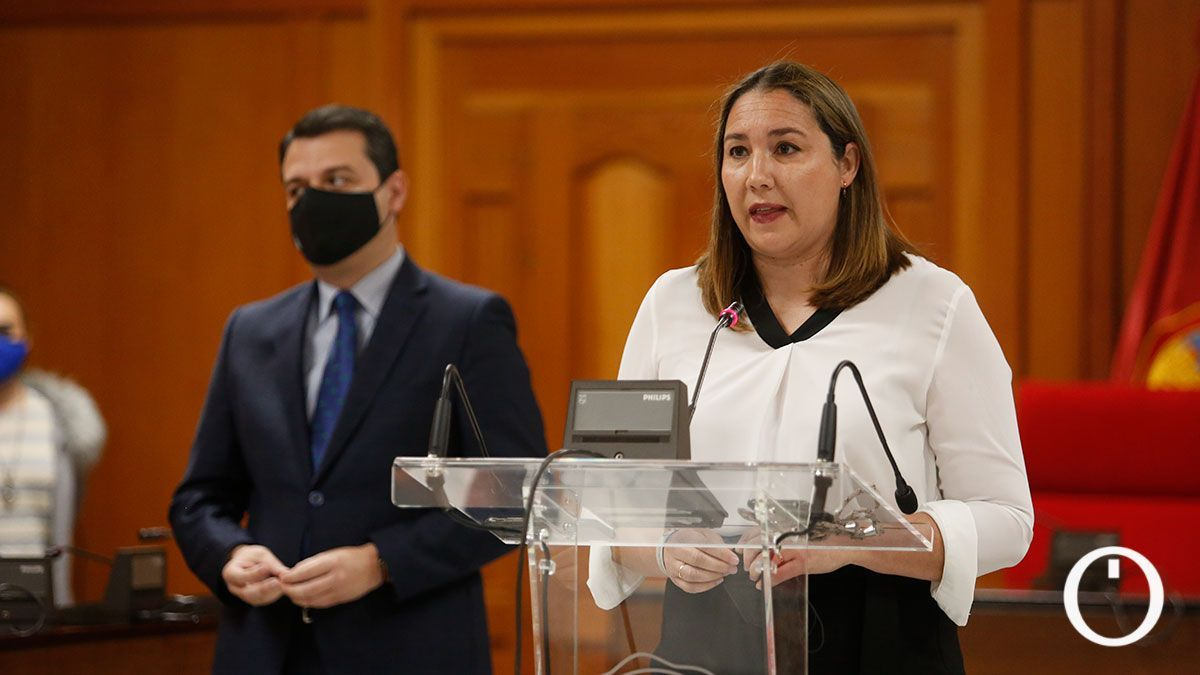Maria Luisa Gómez Calero, nueva concejala de Patrimonio y Casco Histórico
