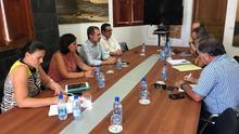 Fuerteventura busca soluciones para los agricultores ante la amenaza de los cuervos