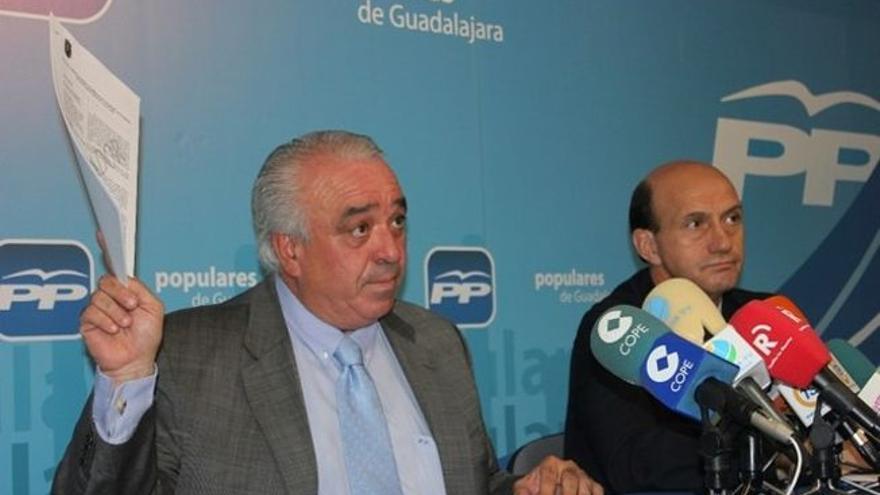 Jaime de Frías, portavoz del PP en Cogolludo / PP Guadalajara