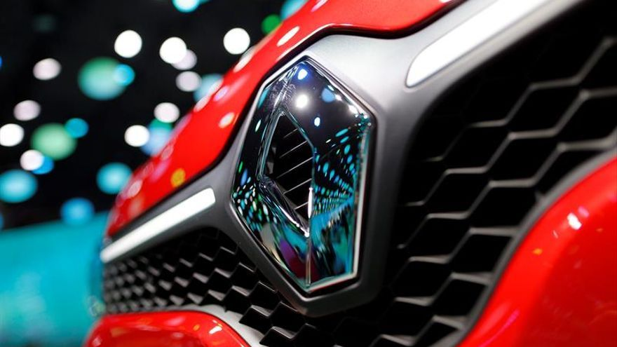 El beneficio del grupo Renault crece un 8,8 % en el primer semestre
